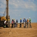 Coring activities in the Chew Bahir, southern Ethiopia, have been successfully completed