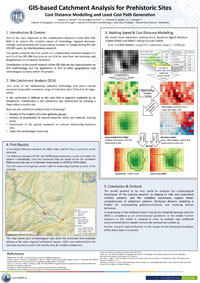 806 C1 Poster Becker Daniel-AGIT-GIS-based CatchmentAnalysis small
